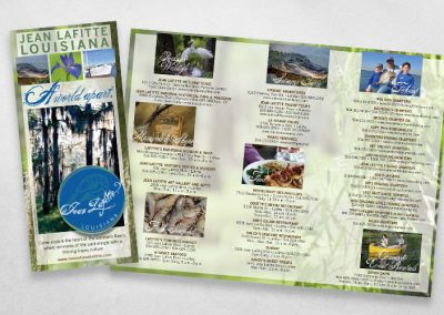 Jean Lafitte Brochure