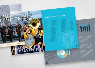 Jefferson Parish Sheriff's Office Annual Report