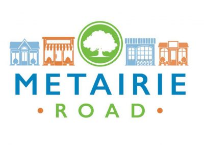 Metairie Road Logo